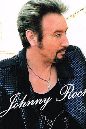 Le cabaret Show : Spectacle Johnny Rock